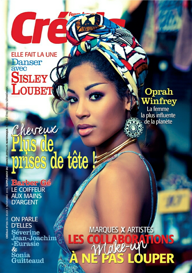 Creola Magazine Cover